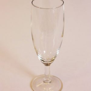 champagne flute 17cl.