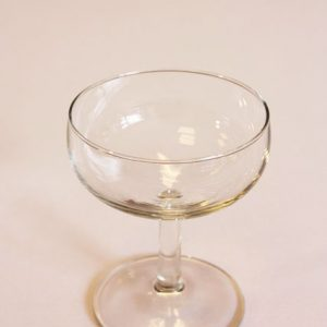 champagne coupe 20cl.