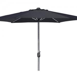 Reuze parasol zwart