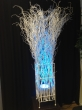 Glittertakken met LED verlichting